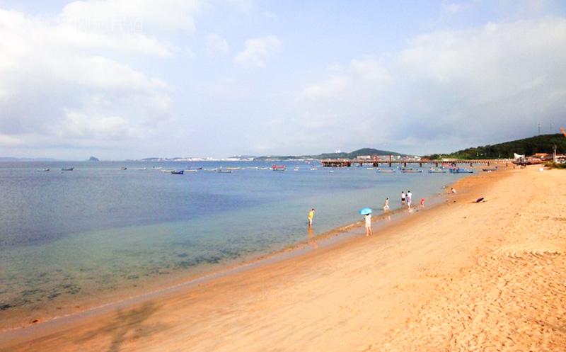 大长山岛黄金海岸