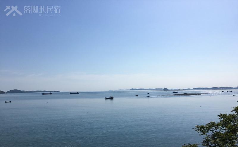 大长山岛饮牛湾风景区